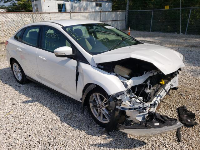 Vehiculos salvage en venta de Copart Northfield, OH: 2015 Ford Focus SE