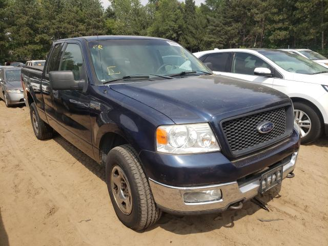 Ford F-150 salvage cars for sale: 2004 Ford F-150