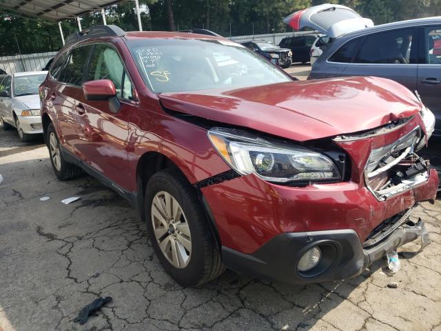 Vehiculos salvage en venta de Copart Austell, GA: 2017 Subaru Outback 2