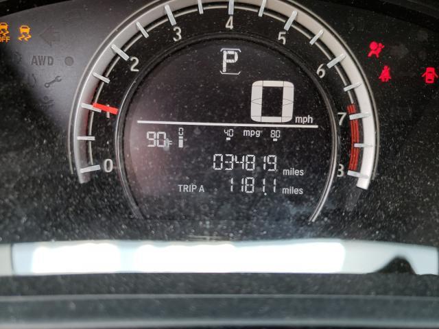 2019 HONDA CR-V LX 2HKRW6H36KH227545