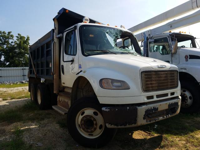 Salvage cars for sale from Copart Newton, AL: 2011 Freightliner M2 106 MED