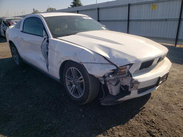 2012 Ford Mustang en venta en Bakersfield, CA