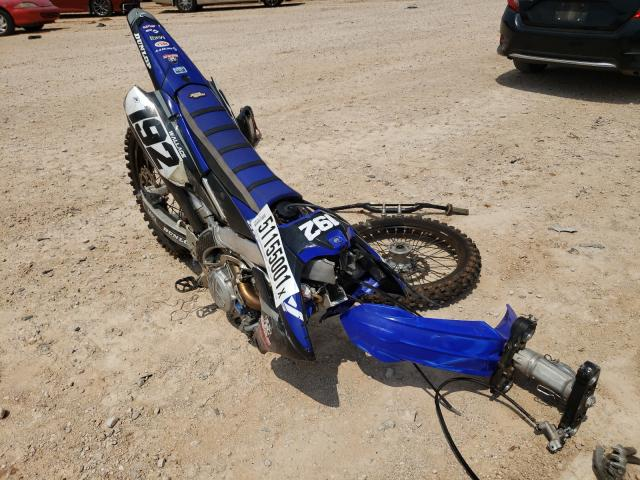 2018 Yamaha YZ450 F for sale in Andrews, TX