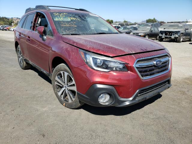 Salvage cars for sale from Copart San Martin, CA: 2019 Subaru Outback 2