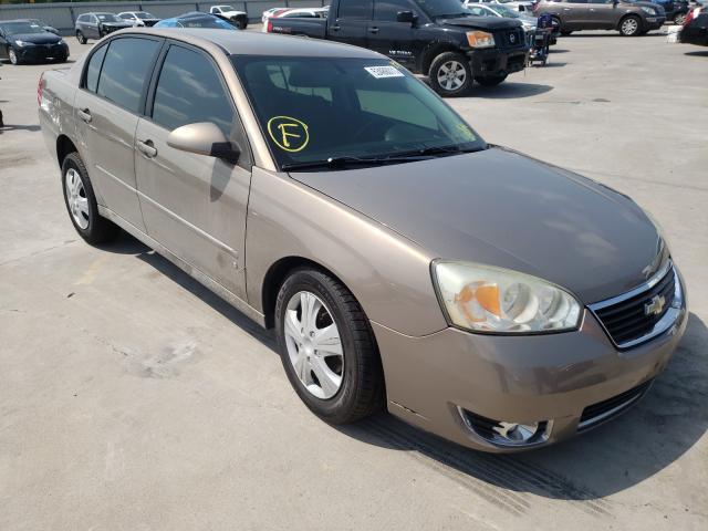 Vehiculos salvage en venta de Copart Wilmer, TX: 2007 Chevrolet Malibu LT