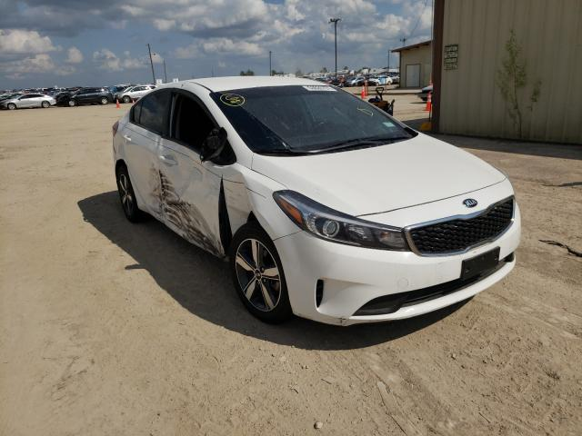KIA salvage cars for sale: 2018 KIA Forte LX