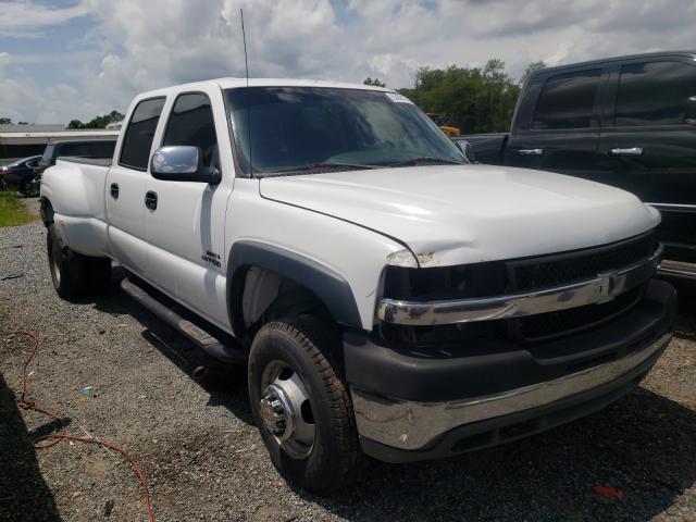 Vehiculos salvage en venta de Copart Jacksonville, FL: 2002 Chevrolet Silverado