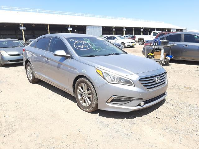 Salvage cars for sale from Copart Phoenix, AZ: 2015 Hyundai Sonata SE
