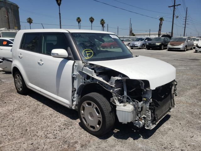 Salvage cars for sale from Copart Wilmington, CA: 2009 Scion XB