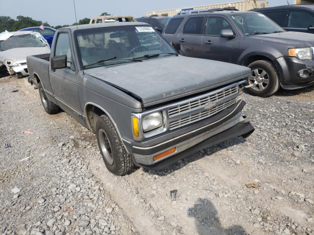 Chevrolet S10 salvage cars for sale: 1992 Chevrolet S10