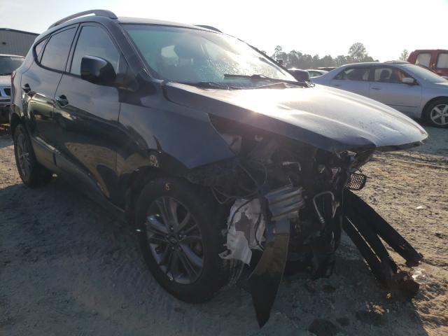 Hyundai Tucson salvage cars for sale: 2014 Hyundai Tucson