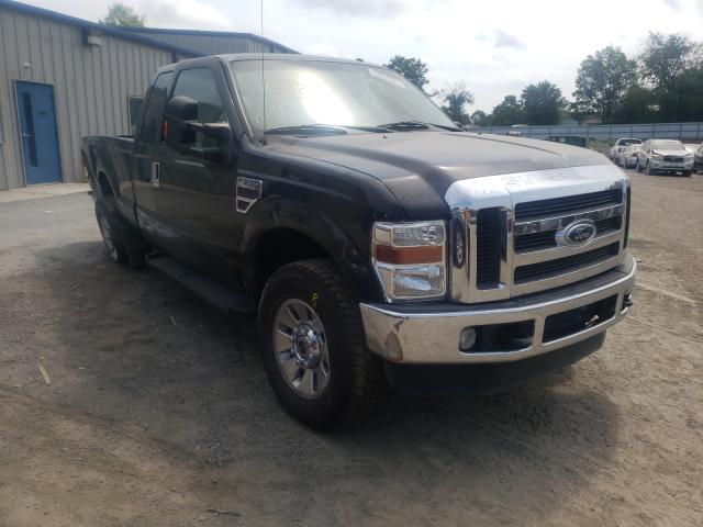 Salvage trucks for sale at Finksburg, MD auction: 2008 Ford F250 Super
