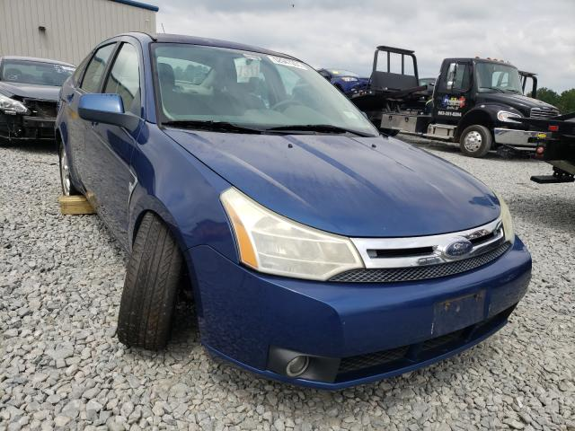 Salvage cars for sale from Copart Byron, GA: 2008 Ford Focus