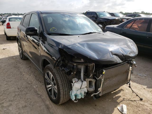 Vehiculos salvage en venta de Copart Temple, TX: 2021 Mitsubishi Outlander