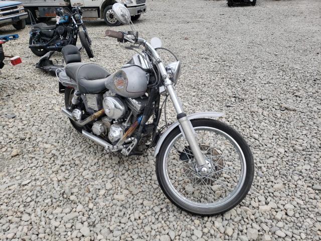 Vehiculos salvage en venta de Copart Appleton, WI: 2001 Harley-Davidson Fxdwg