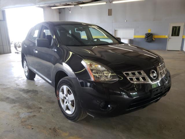 Vehiculos salvage en venta de Copart Mocksville, NC: 2014 Nissan Rogue Sele