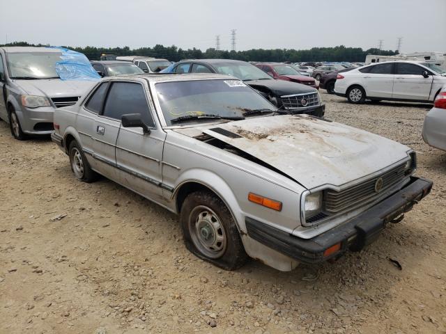 Honda Prelude salvage cars for sale: 1981 Honda Prelude