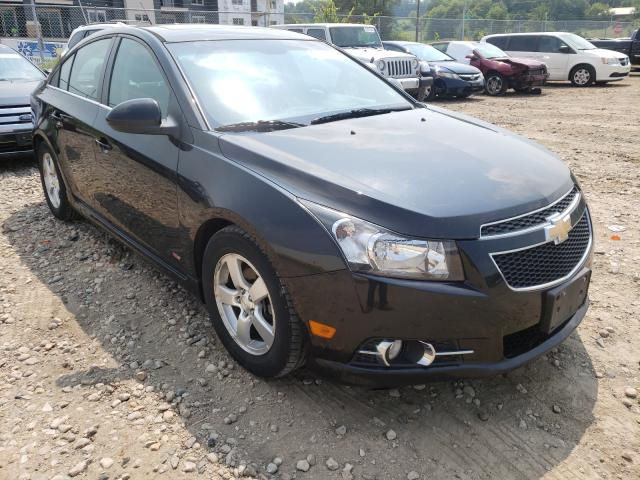Salvage cars for sale from Copart Madison, WI: 2014 Chevrolet Cruze LT