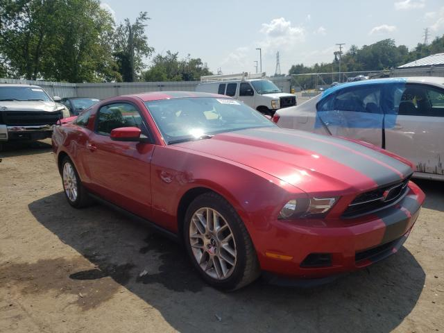 2012 FORD MUSTANG 1ZVBP8AMXC5250869