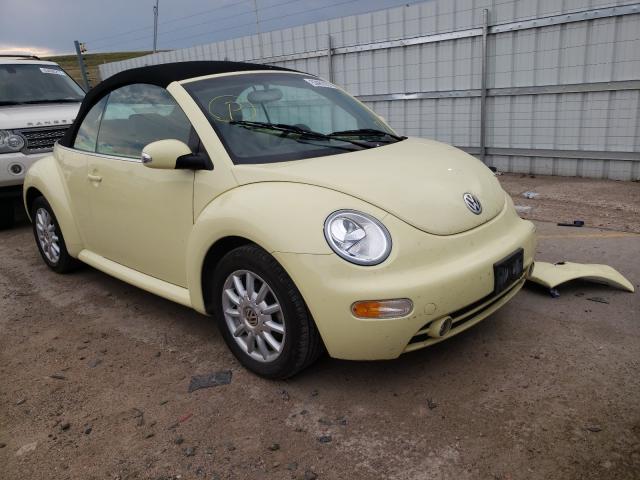 Volkswagen Vehiculos salvage en venta: 2005 Volkswagen New Beetle