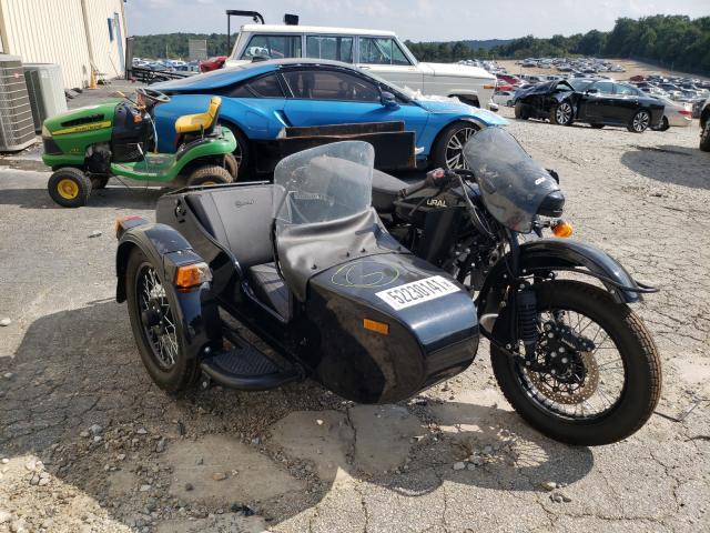 Ural salvage cars for sale: 2017 Ural Motorcycle