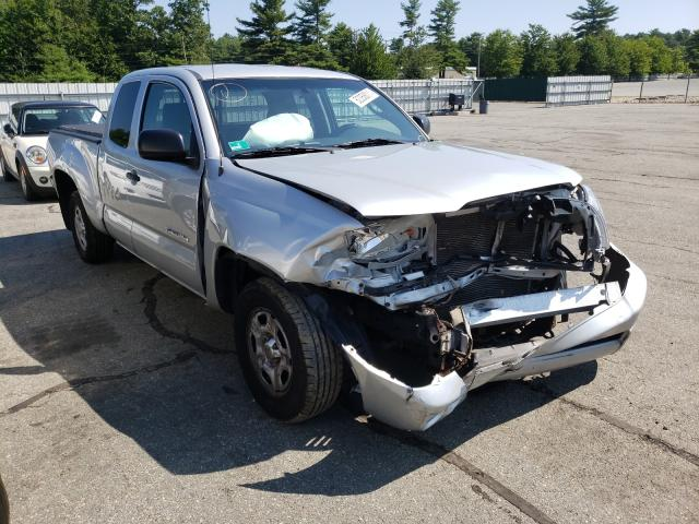 Salvage cars for sale from Copart Exeter, RI: 2008 Toyota Tacoma ACC