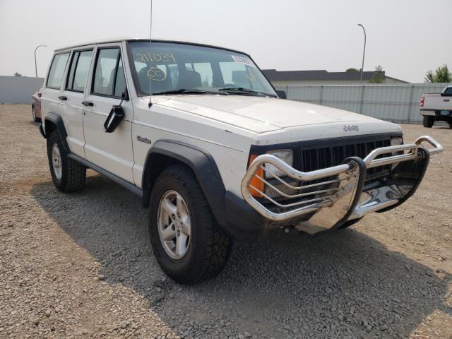 Vehiculos salvage en venta de Copart Bismarck, ND: 1996 Jeep Cherokee S