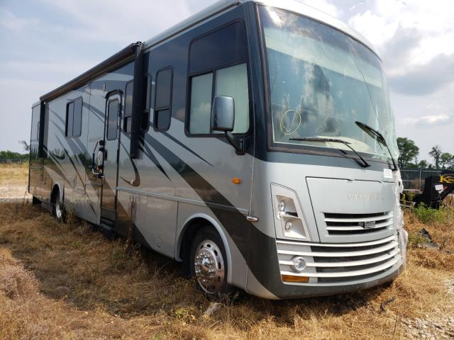 Salvage cars for sale from Copart Sikeston, MO: 2008 Nwmr Motorhome
