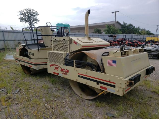 Salvage cars for sale from Copart Elgin, IL: 1994 Ingersoll-Rand Roller
