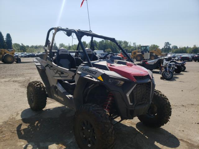 Salvage motorcycles for sale at Portland, OR auction: 2021 Polaris RZR XP Turbo