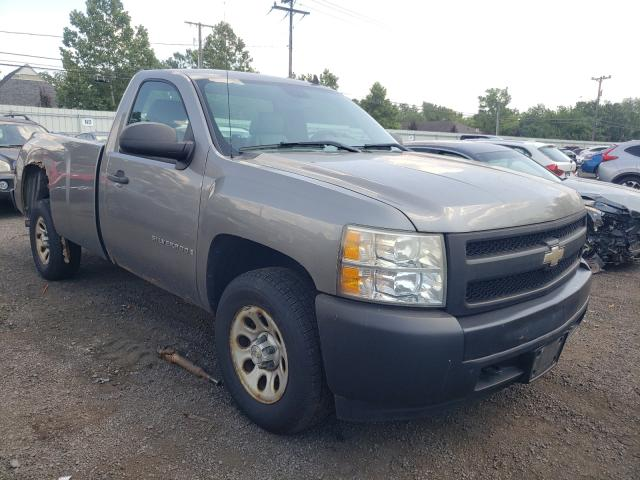 Salvage cars for sale from Copart New Britain, CT: 2008 Chevrolet Silverado