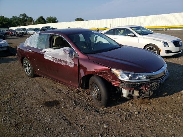 Vehiculos salvage en venta de Copart Pennsburg, PA: 2016 Honda Accord LX