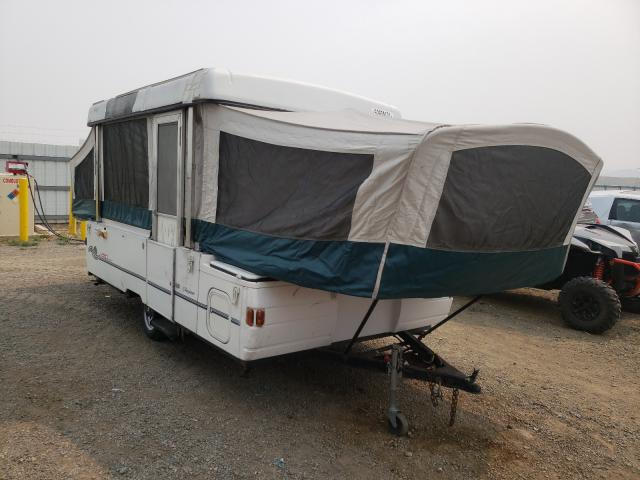 Coleman salvage cars for sale: 1997 Coleman POP-Up