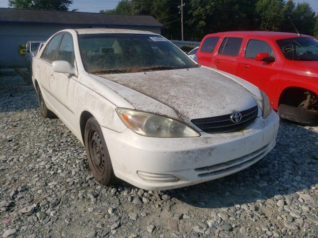 Salvage cars for sale from Copart Mebane, NC: 2002 Toyota Camry LE
