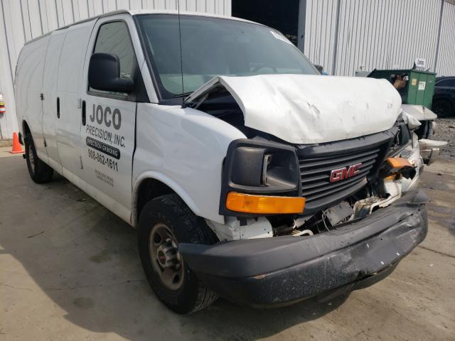 Salvage cars for sale from Copart Windsor, NJ: 2013 GMC Savana G35