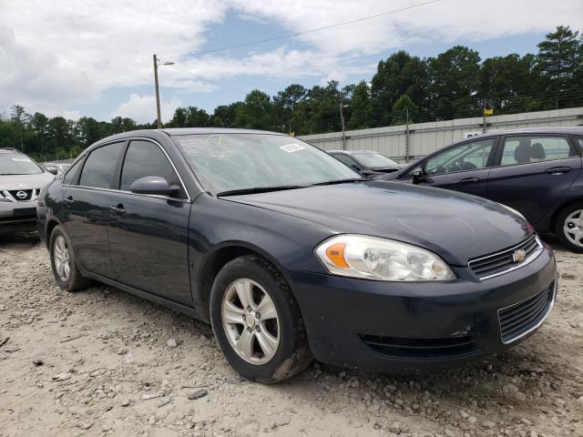Salvage cars for sale at Ellenwood, GA auction: 2008 Chevrolet Impala LS