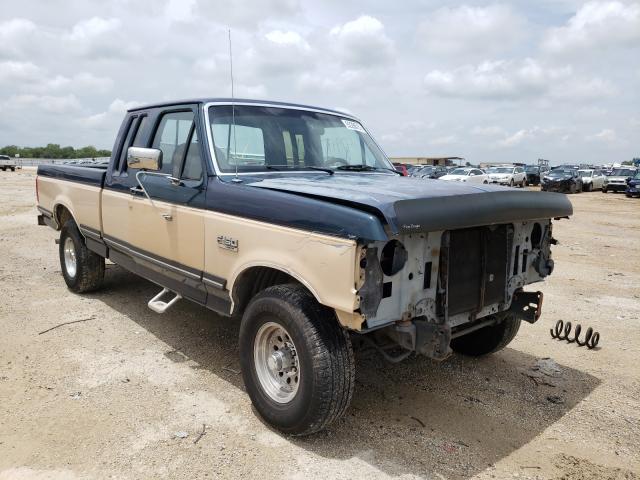 1991 Ford F150 en venta en San Antonio, TX