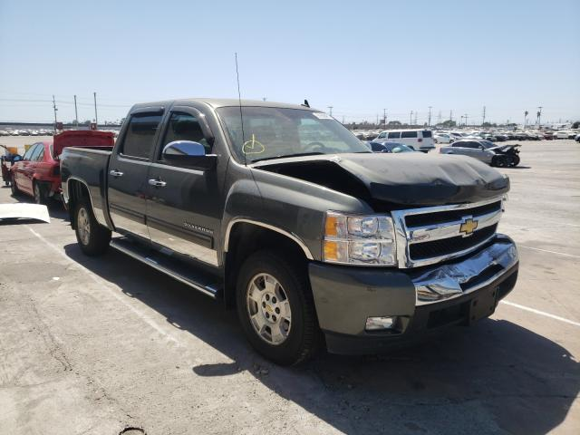 Salvage cars for sale from Copart Sun Valley, CA: 2011 Chevrolet Silverado
