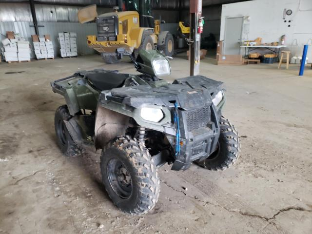 Salvage cars for sale from Copart Des Moines, IA: 2020 Polaris Sportsman