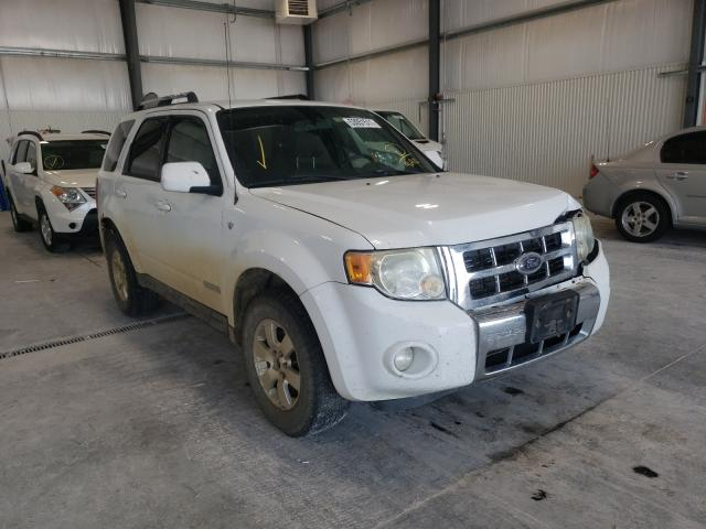 Salvage cars for sale from Copart Greenwood, NE: 2008 Ford Escape LIM