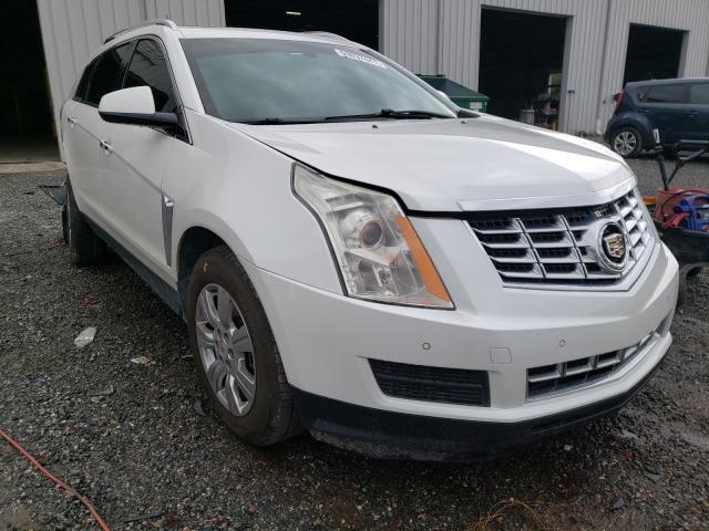Cadillac Vehiculos salvage en venta: 2015 Cadillac SRX Luxury