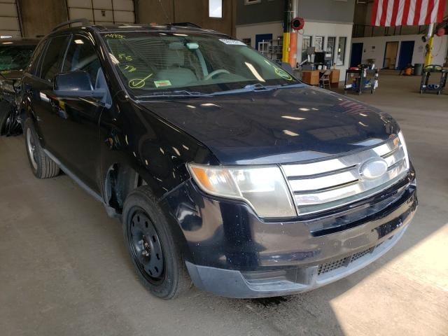 Salvage cars for sale from Copart Blaine, MN: 2009 Ford Edge SEL
