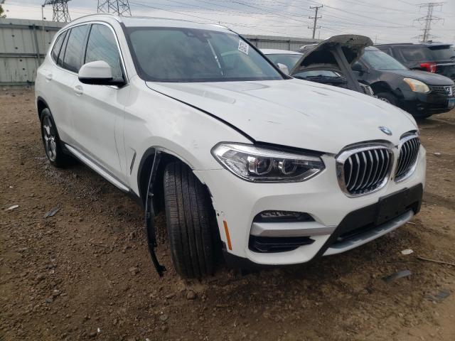 2021 BMW X3 XDRIVE3 5UXTY5C04M9D90599