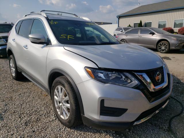 Vehiculos salvage en venta de Copart Louisville, KY: 2020 Nissan Rogue S