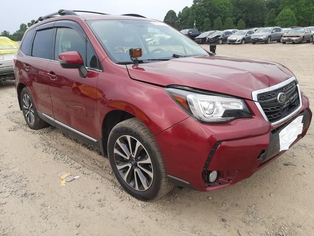 Salvage cars for sale at Conway, AR auction: 2017 Subaru Forester 2