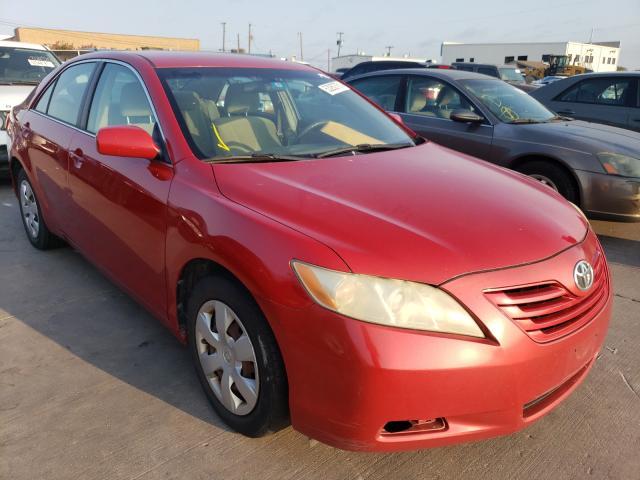 Vehiculos salvage en venta de Copart Grand Prairie, TX: 2009 Toyota Camry Base