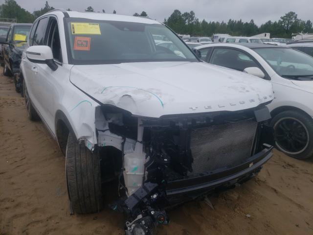 KIA salvage cars for sale: 2020 KIA Telluride