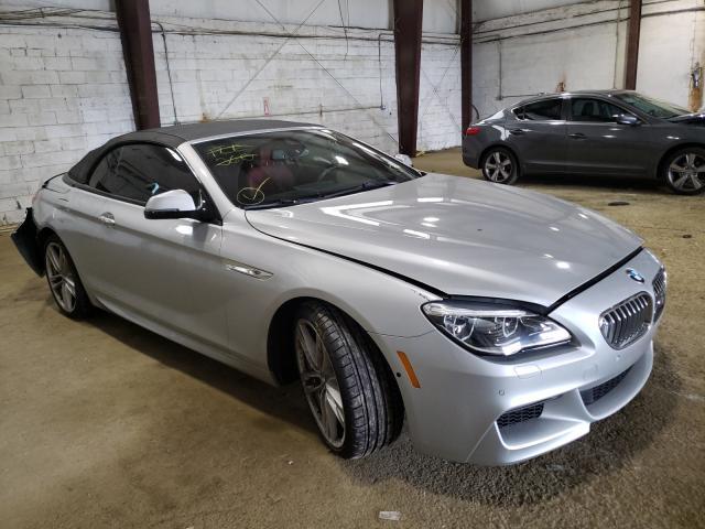 2017 BMW 650 XI en venta en York Haven, PA