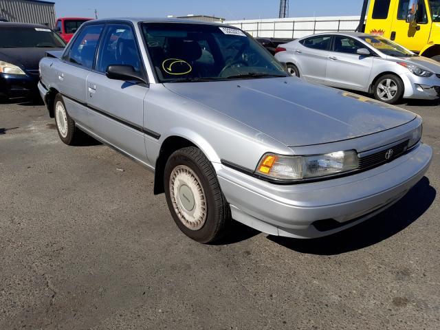 Vehiculos salvage en venta de Copart Fresno, CA: 1991 Toyota Camry DLX