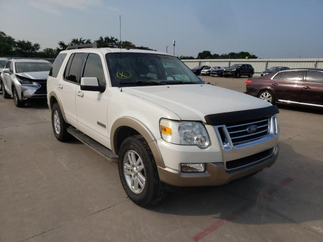 Vehiculos salvage en venta de Copart Wilmer, TX: 2008 Ford Explorer E
